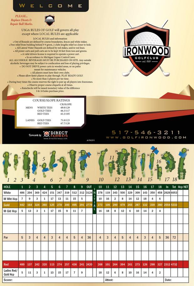 New Ironwood SC