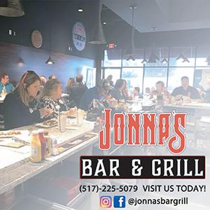 jonnas bar and grill